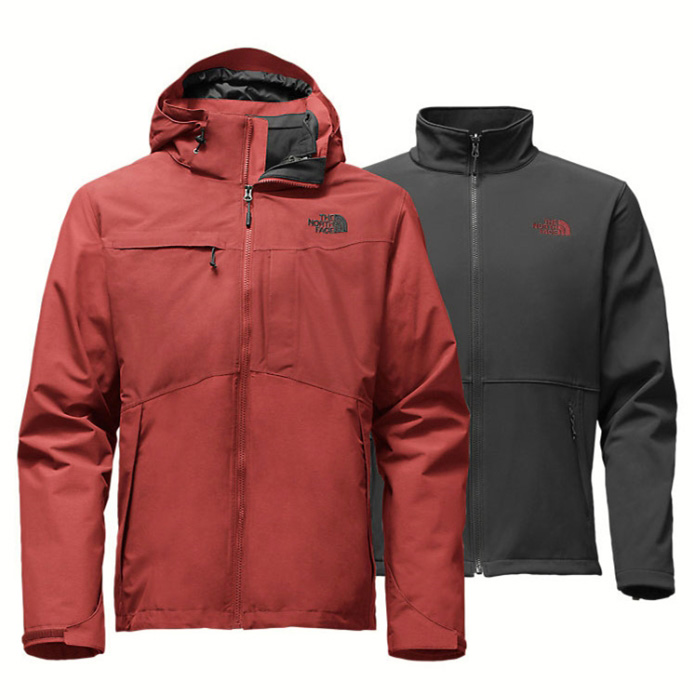 North Face Men's Jackets In Vermont